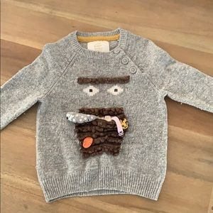 Mini Boden Roald Dahl the twit sweater